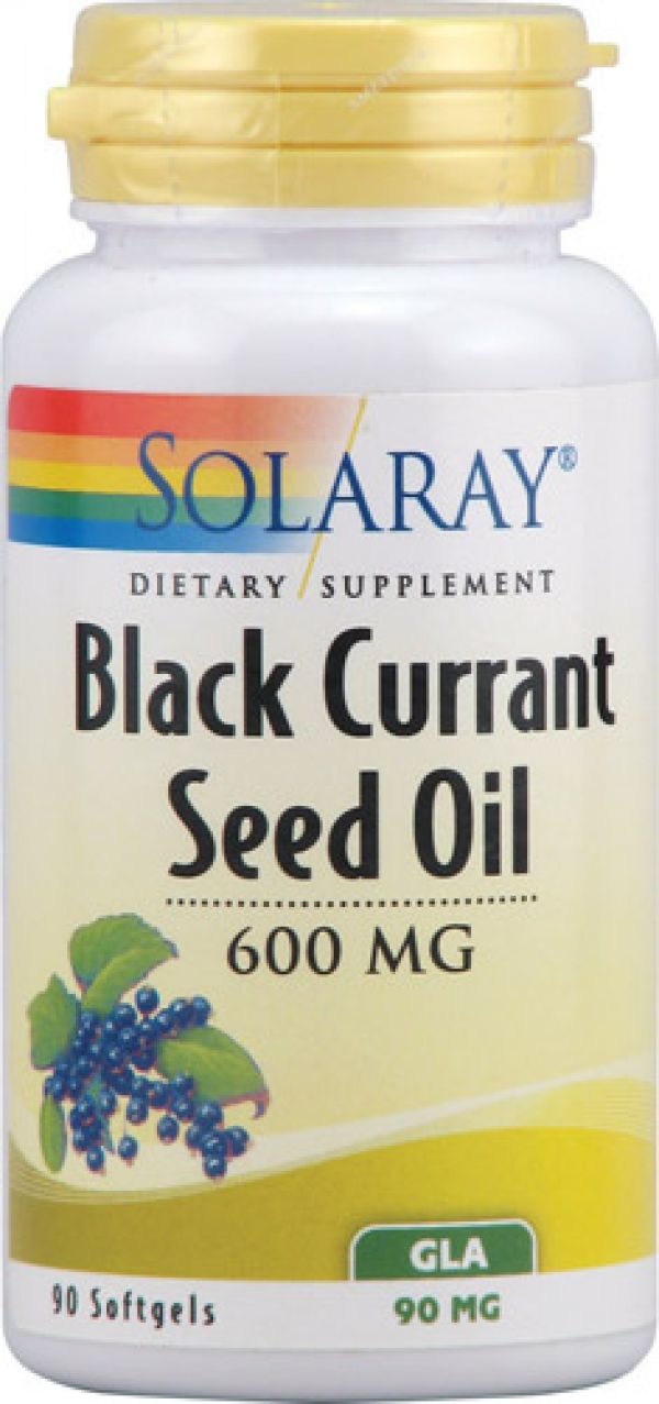 Dr. Oz Black Currant Seed Oil