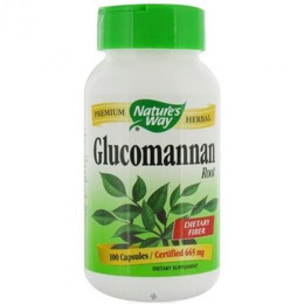 Dr. Oz Glucomannan