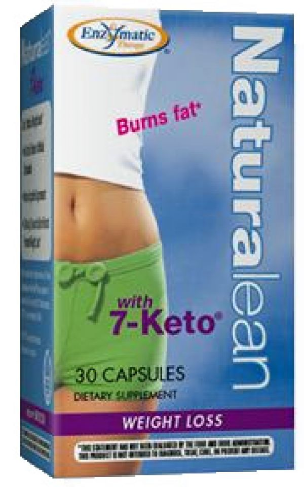 Enzymatic Therapy 7-Keto Naturalean 100mg 30 Capsules