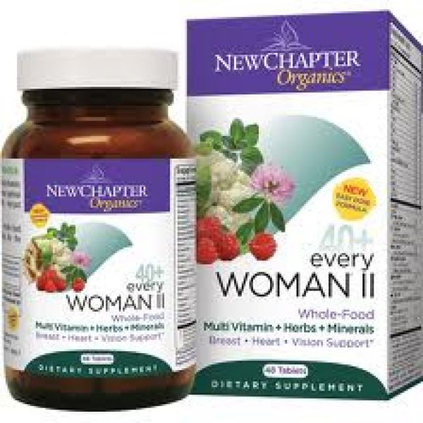 New Chapter Every Woman II 40+ 48 Tabs