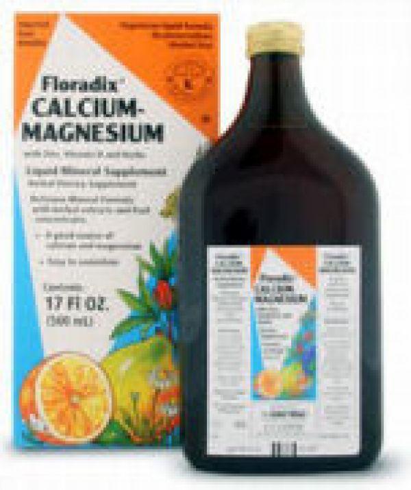 Canadian Zinc Stock Quote: Floradix Calcium-Magnesium W/Zinc, Vitamin D And Herbs 8.5