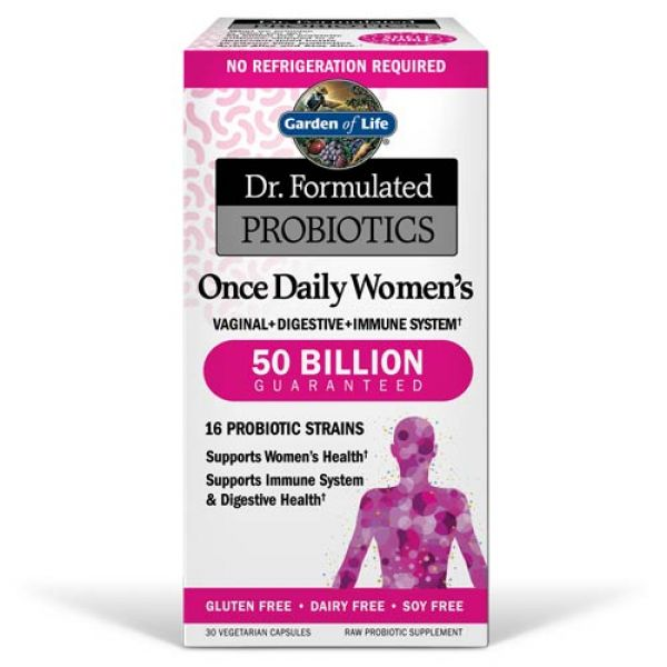 Dr Formulated Women 39 S Probiotic 30 Veg Caps