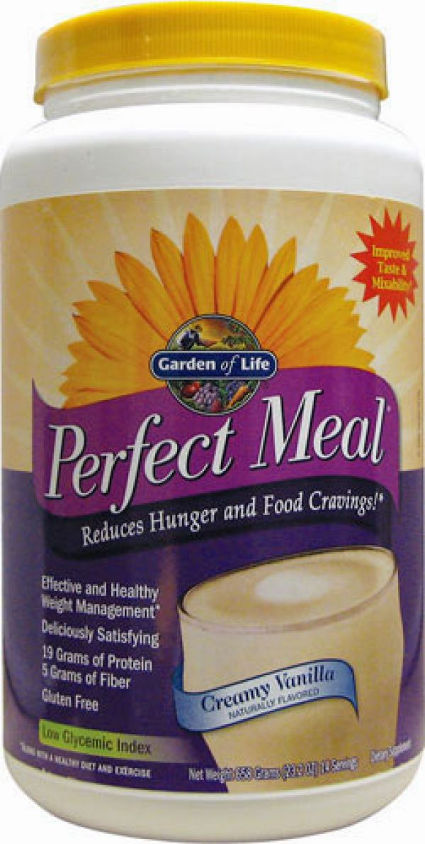 Garden of Life Perfect Meal 658 Grams