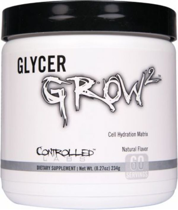 Controlled Labs GlycerGrow 2