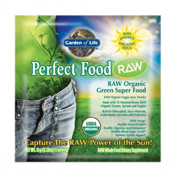 Garden of Life Perfect Food Raw 15/Box