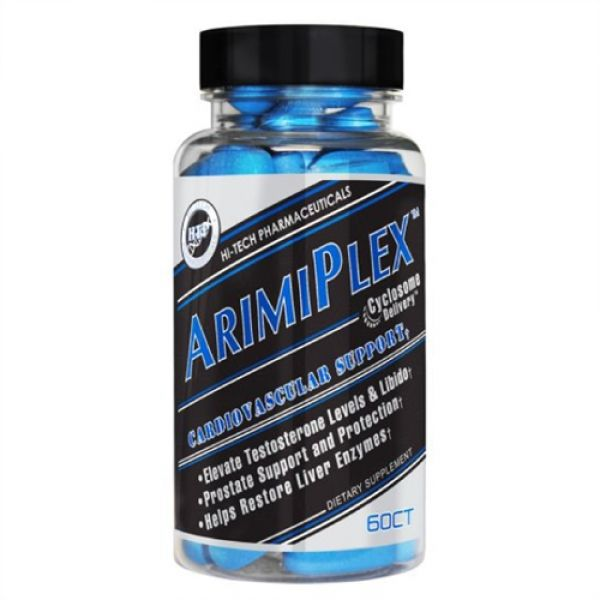 Hi-Tech Pharmaceuticals Arimiplex 60CT