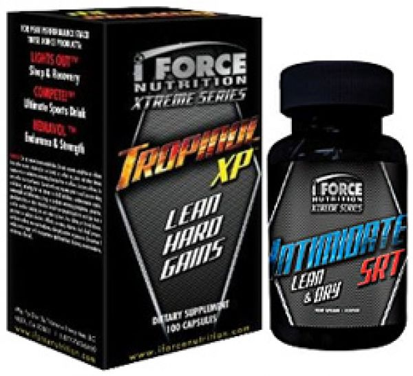 iForce Nutrition Tropinate Stack