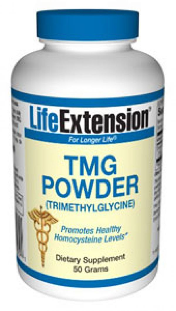 Life Extension TMG Powder 50 Grams