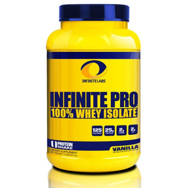 Infinite Labs Infinite Pro 100% Whey Isolate Vanilla