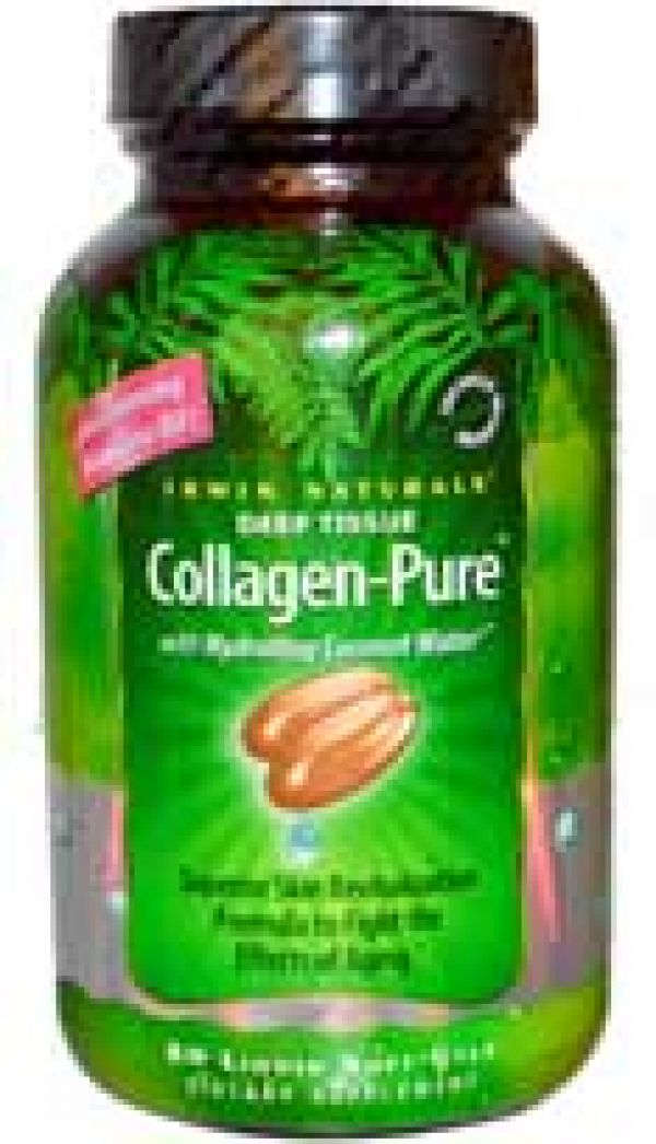 Irwin Naturals Collagen-Pure 80 Gels