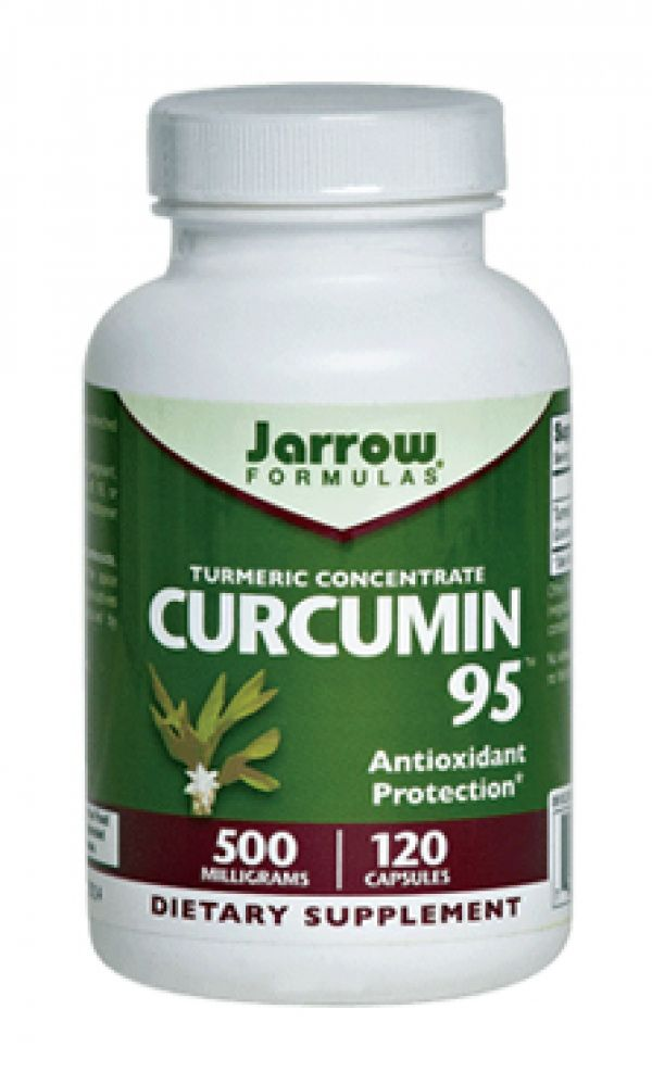 Jarrow Formulas Curcumin-95 Antioxidant Oxidative Formula