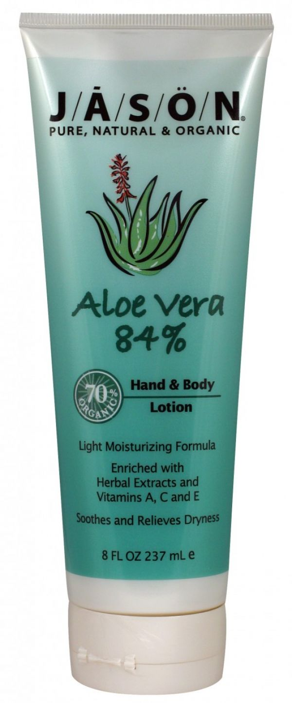 Jason Aloe Vera Hand and Body Lotion 8 Oz.