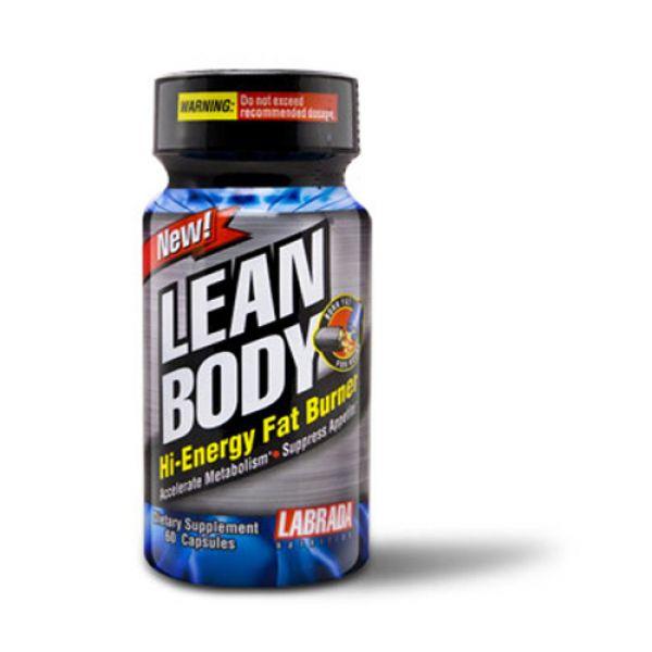 Labrada Nutrition Lean Body Fat Burner