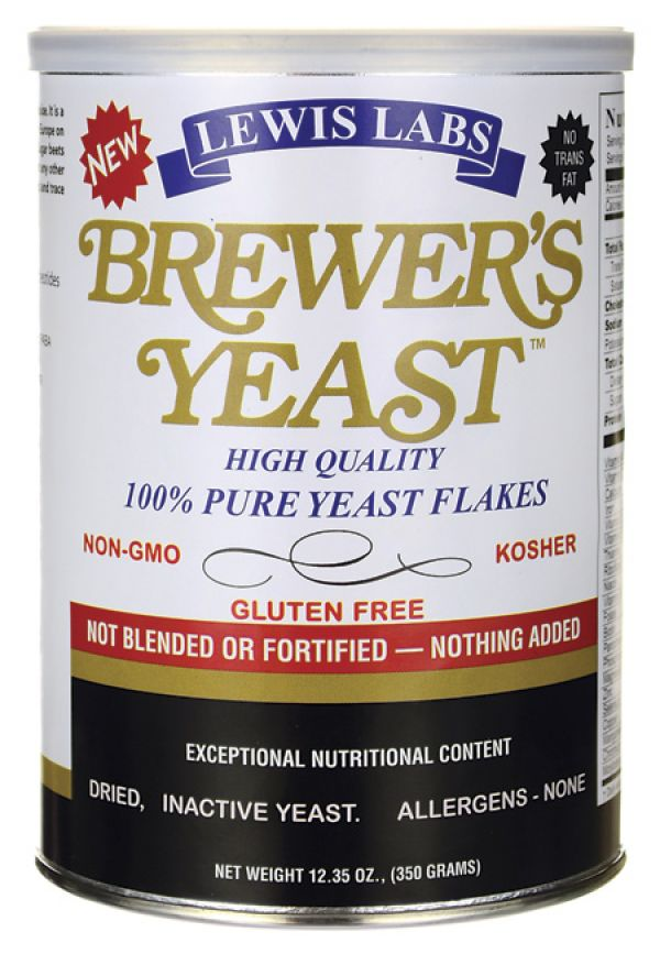 Lewis Labs Brewers Yeast