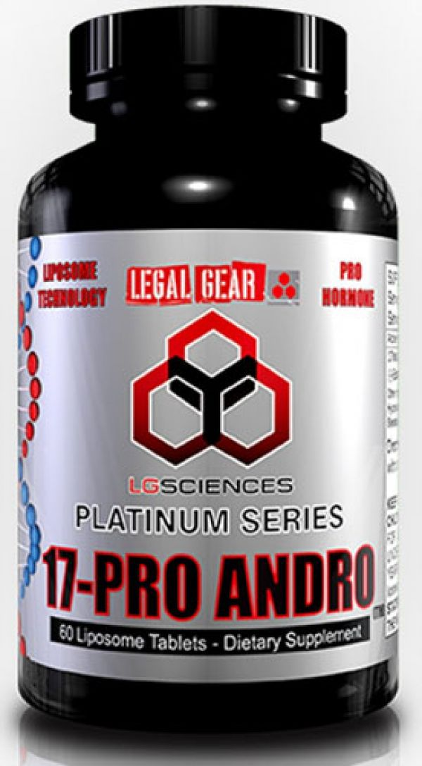 LG Sciences 17-Pro Andro 60 Tabs