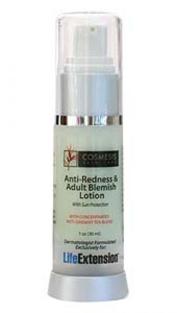 Life Extension Anti-Redness and Blemish Lotion