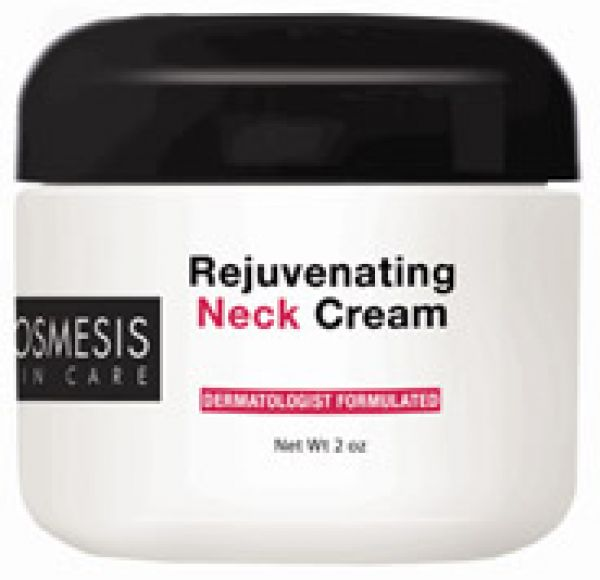 Life Extension Neck Rejuvenating Anti-Oxidant Cream 2 oz