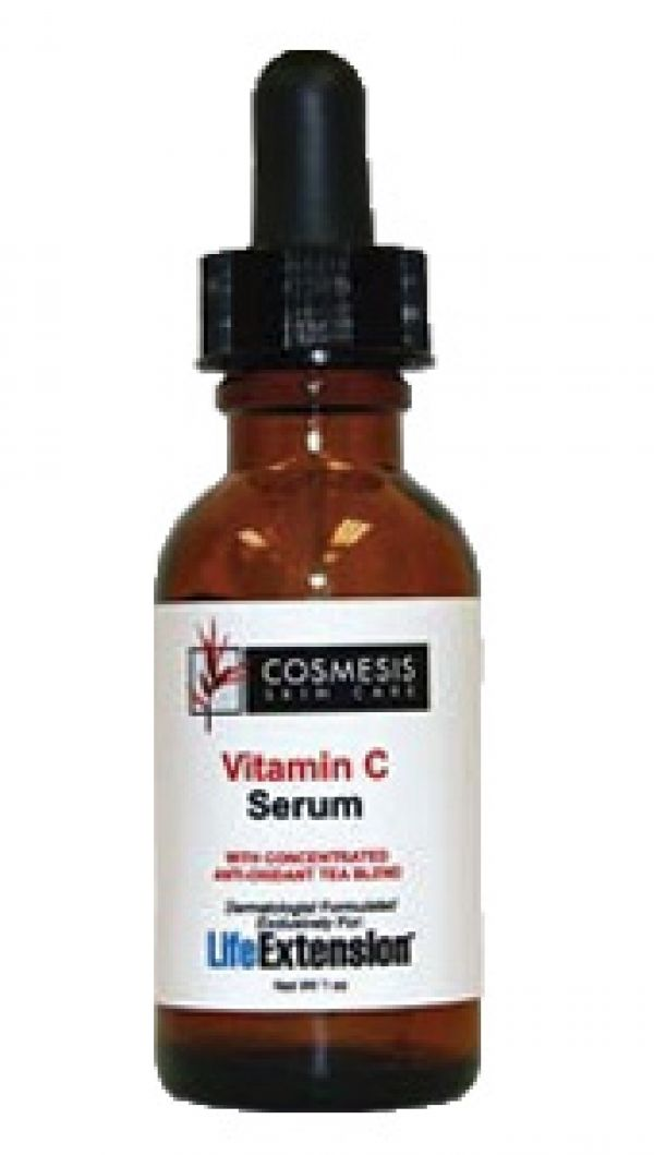 Life Extension Vitamin C Serum 1 oz