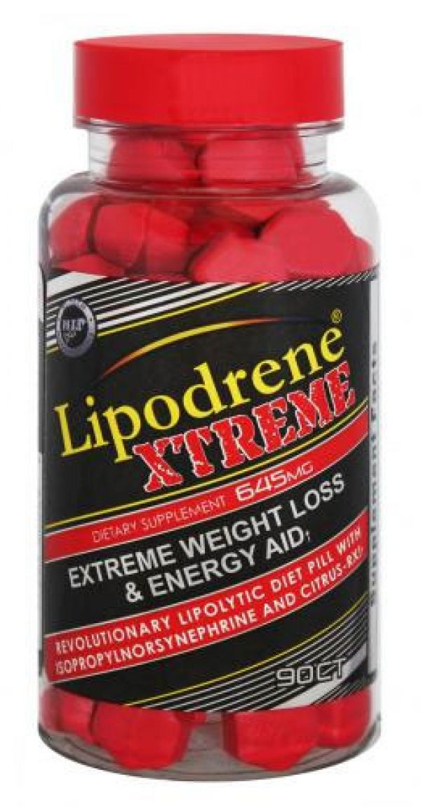 Hi-Tech Pharmaceuticals Lipodrene Xtreme