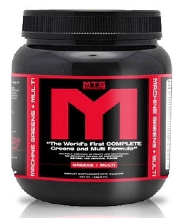 MTS Nutrition Machine Greens plus Multi 30 Servings