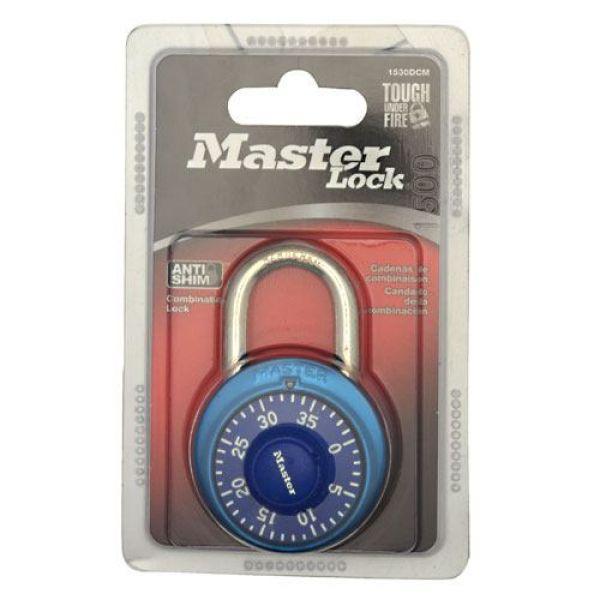 Master Lock Fusion Combination Lock Model #1530DCM