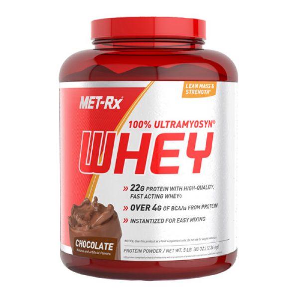 Met-Rx Ultramyosyn Whey 5 Lbs