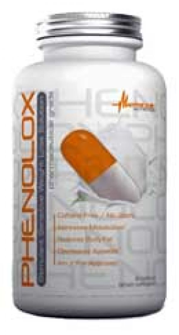 Metabolic Nutrition Phenolox 45 Caps