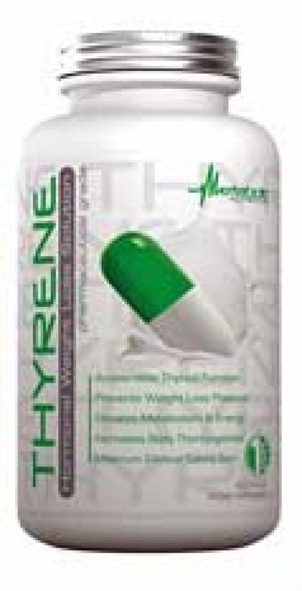 Metabolic Nutrition Thyrene 40 Caps