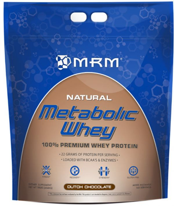 MRM Metabolic Whey