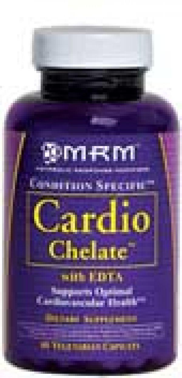 MRM Cardio Chelate with EDTA 650mg 60 VegeCaps