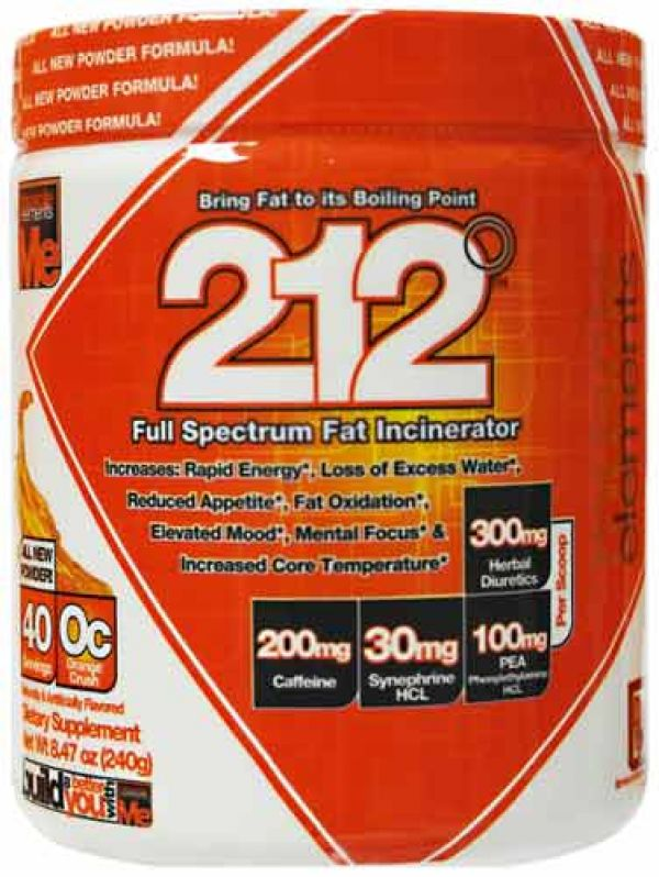 Muscle Elements 212 Powder