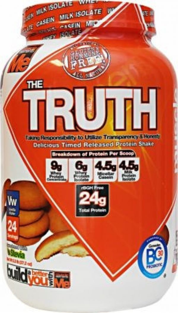Muscle Elements The Truth 24 Servings