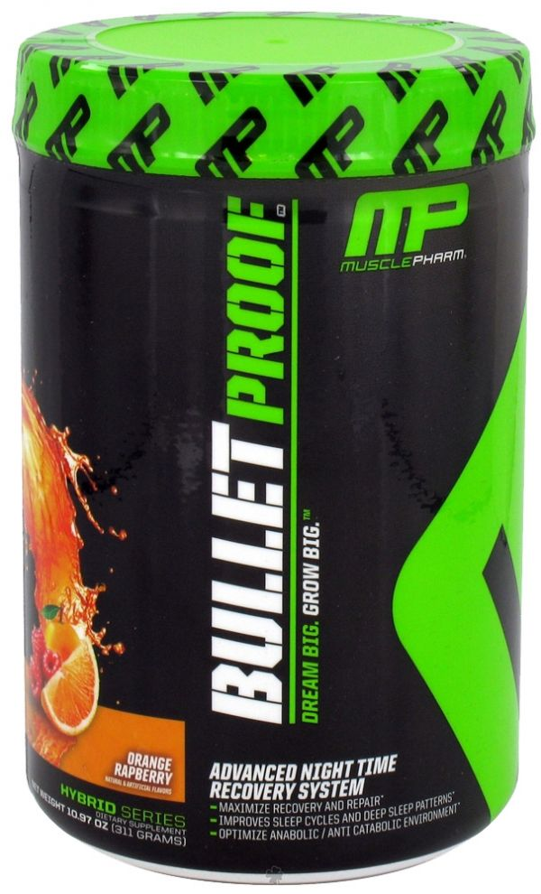 Muscle Pharm Bullet Proof 40 Servings