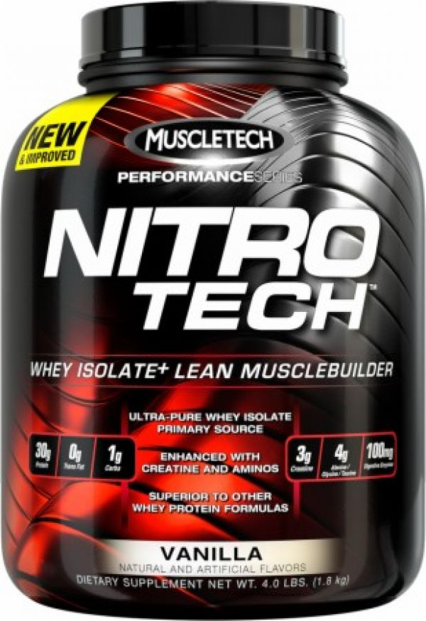 Is muscletech protein good
