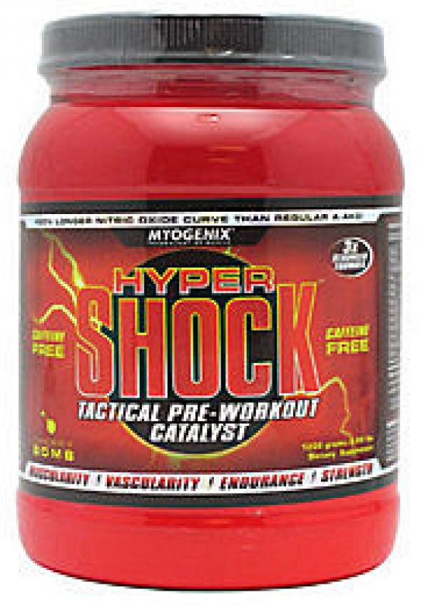 Myogenix Hyper Shock 1200 g