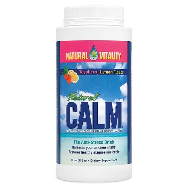 Natural Calm 16 Oz