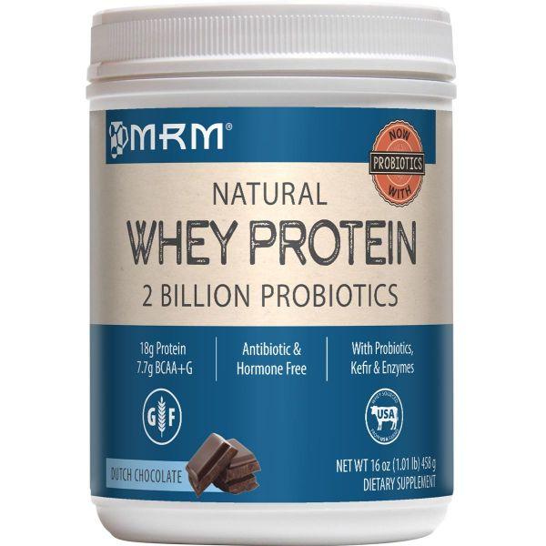 MRM 100% Natural Whey Front 1lbs
