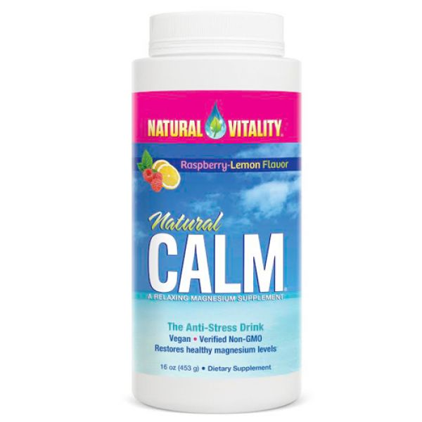 Natural Vitality Natural Calm 16 Oz