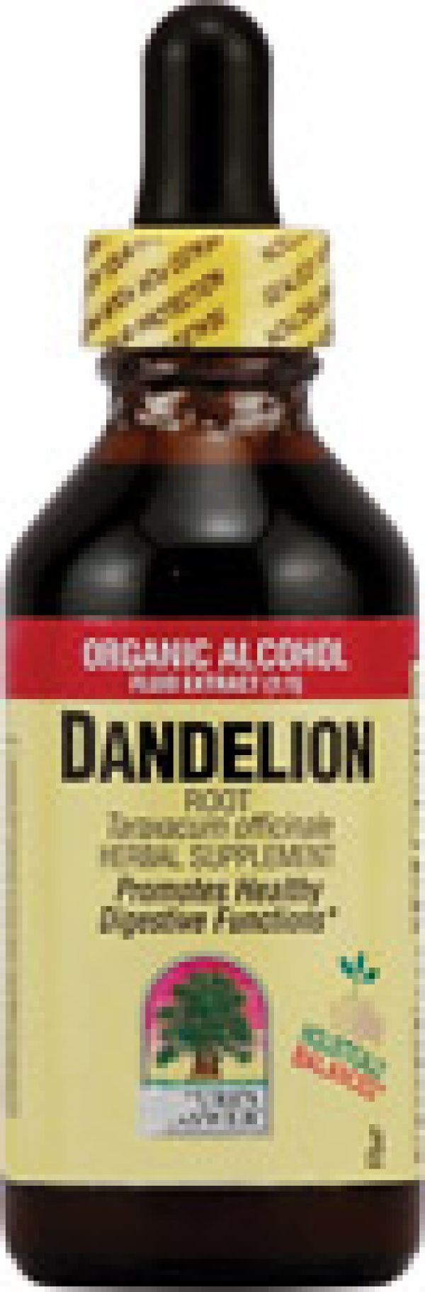 Nature's Answer Dandelion Root Liquid Extract 1 fl Oz