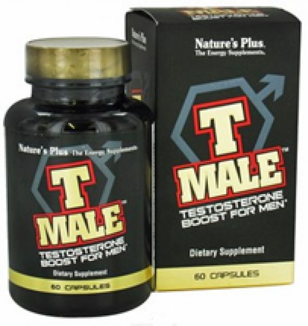 Nature's Plus T-Male 60 Caps