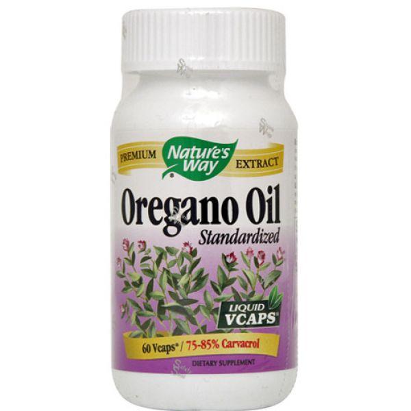 Nature's Way Oregano Oil 60 Vege Caps
