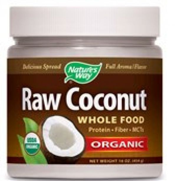 Nature's Way Raw Coconut 16 Oz