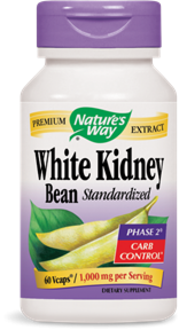 Nature's Way White Kidney Bean Extract (As Seen on Dr. Oz)