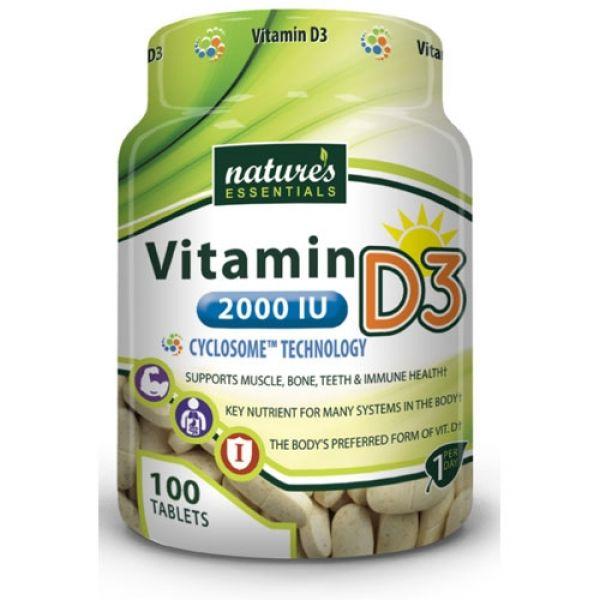 Nature's Essentials Vitamin D3