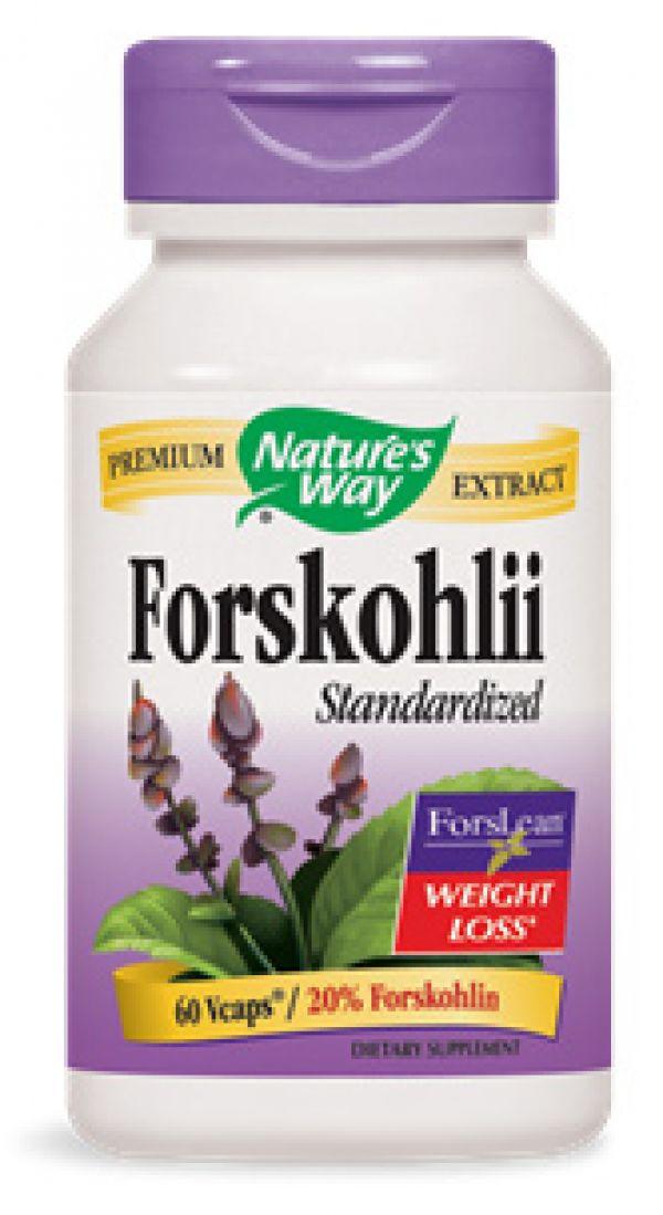 difference between coleus forskohlii and forskolin