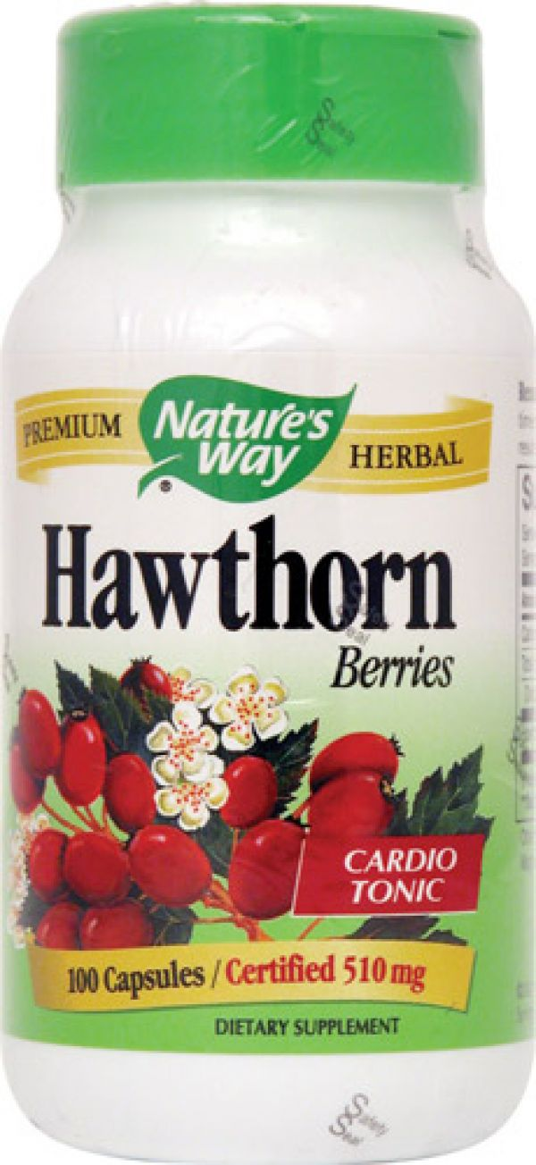 Nature's Way Hawthorn Berry Extract 90 Caps