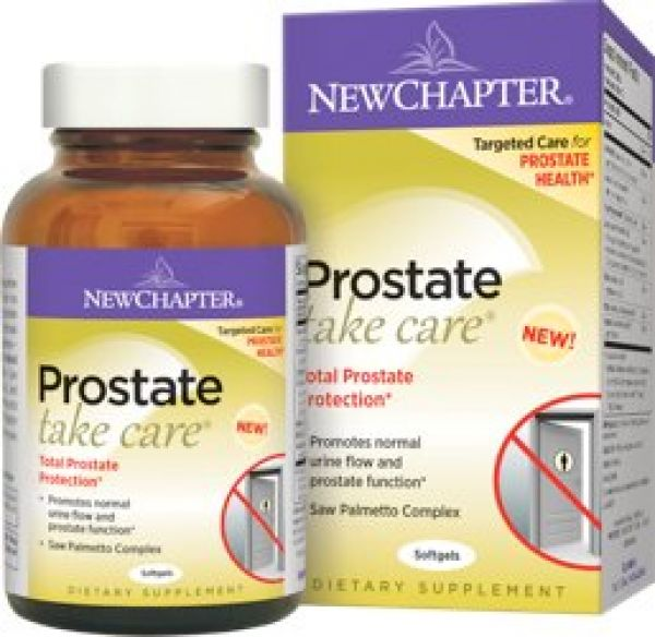 New Chapter Prostate Take Care 60 softgles