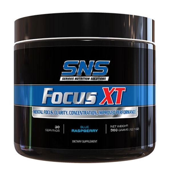 Serious Nutrition Solutions Focus XT 30 Servings
