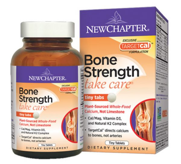 New Chapter Bone Strength Take Care 30 Tabs