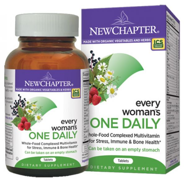 New Chapter Every Woman's One Daily 72 Tabs